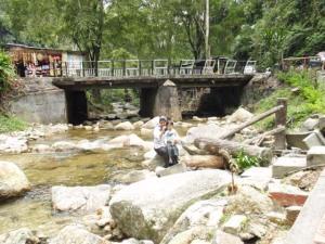 Cameron Highlands : Lata Iskandar