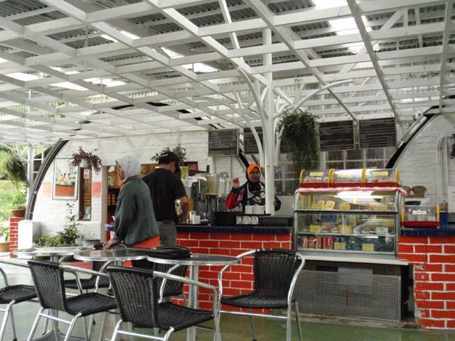 ameron Highlands - Ringlet Boh Cafe
