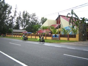 Pusat Perlindungan Penyu di Rantau Abang