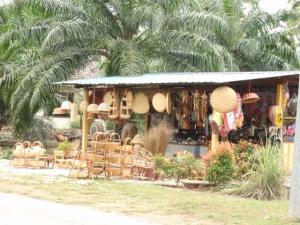 Bagan Lalang - kraftangan