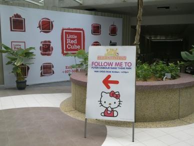 Tempat-menarik-Johor Bahru-Hello-Kitty-Nusajaya