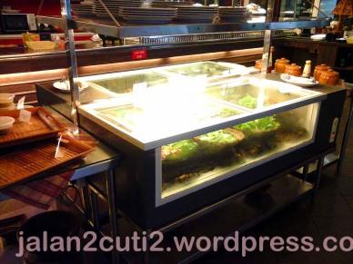 Tempat makan best di Johor bahru : Noy Kampung Danga, Kempas