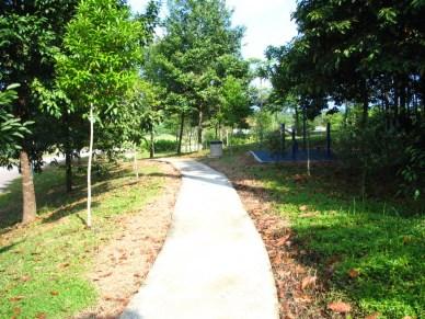 Tempat menarik di Johor Bahru, Hutan Bandar Mutiara Rini, Majlis Perbandaran Johor Bahru Tengah, Skudai