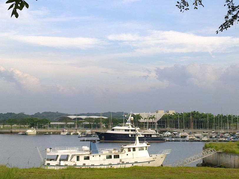 Tempat menarik di Johor Bahru – Pusat Pentadbiran Kerajaan Johor, Nusajaya :Puteri-harbour