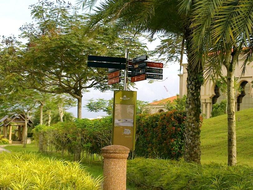 Tempat menarik di Johor Bahru – Pusat Pentadbiran Kerajaan Johor, Nusajaya