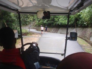 Tempat menarik di Pulau Pinang :Jalan-jalan sekitar Bukit Bendera dengan Buggy Ride