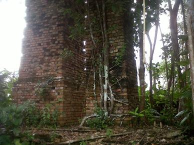 Istana Runtuh Danga