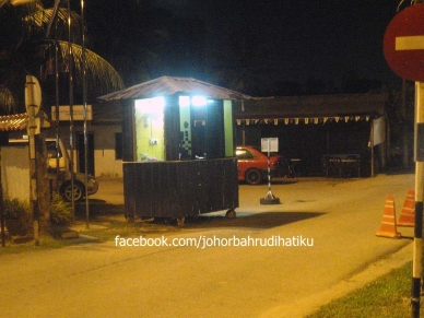 Tempat Makan Best di Johor Bahru : Senibong Seafood
