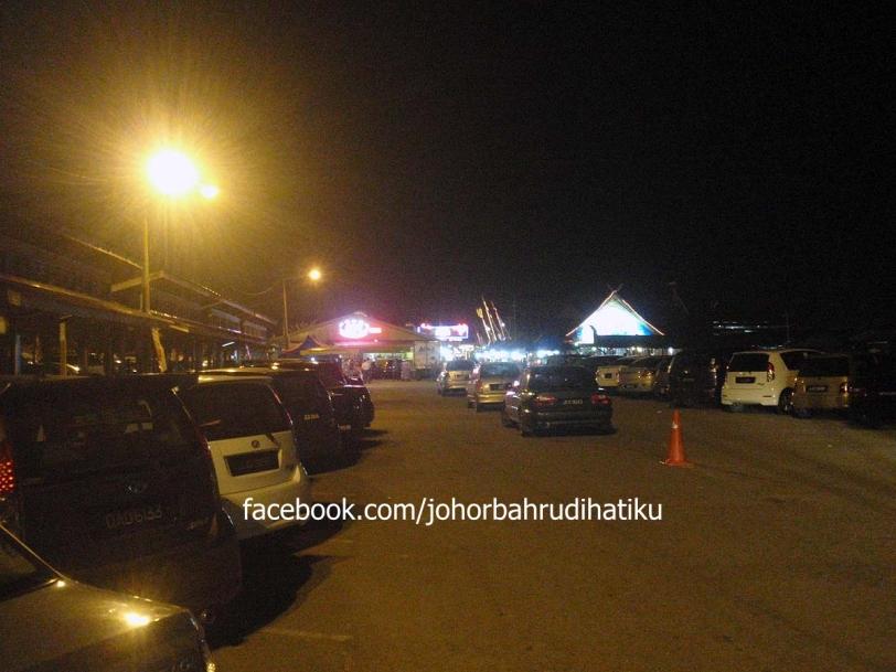Tempat Makan Best di Johor Bahru : Koperasi Warisan Kampung Senibong
