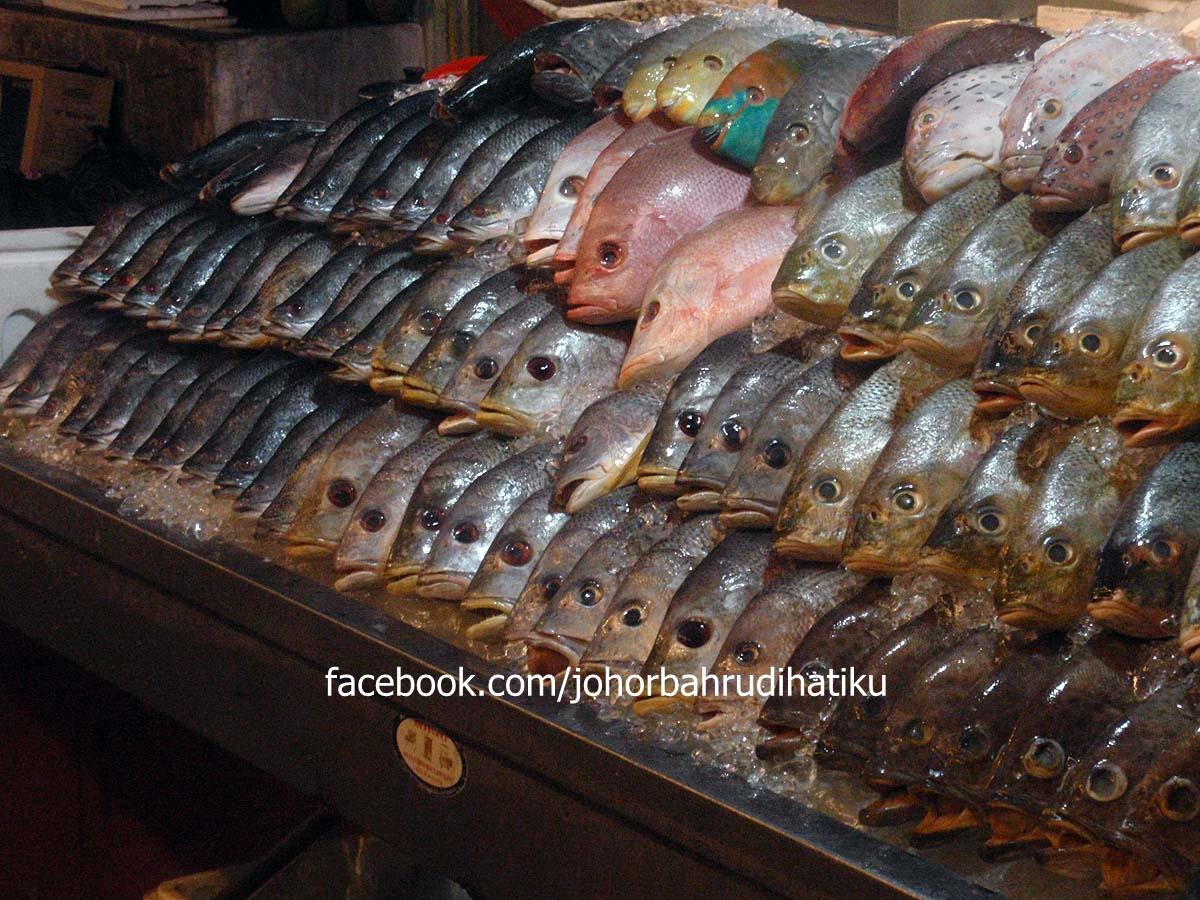 Tempat Makan Best di Johor Bahru : Selera Senibong Seafood