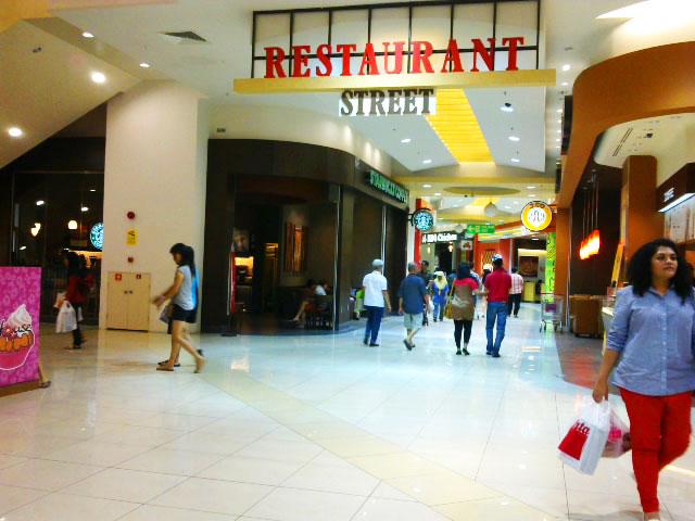 Tempat  Shopping di Johor Bahru-Aeon Jusco Bukit Indah