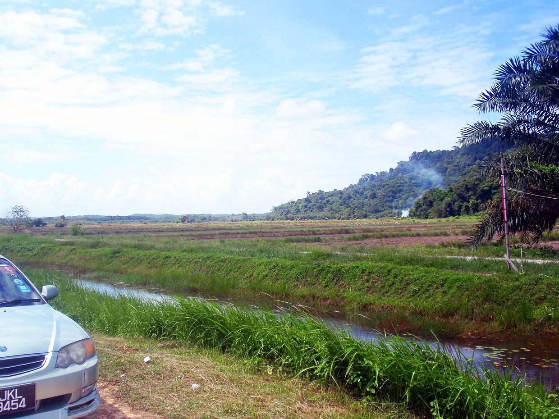 Air Papan Chalet Mersing Air Papan Chalet Dan Resort di