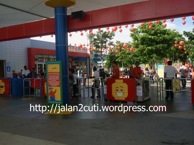 Legoland Johor -The Beginning