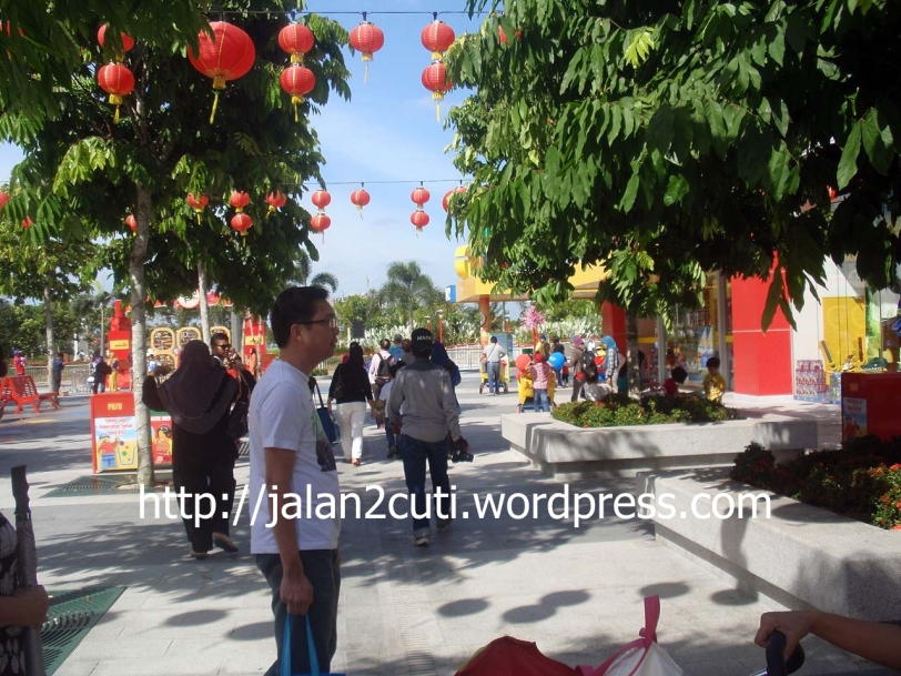 Legoland Johor - the Beginning