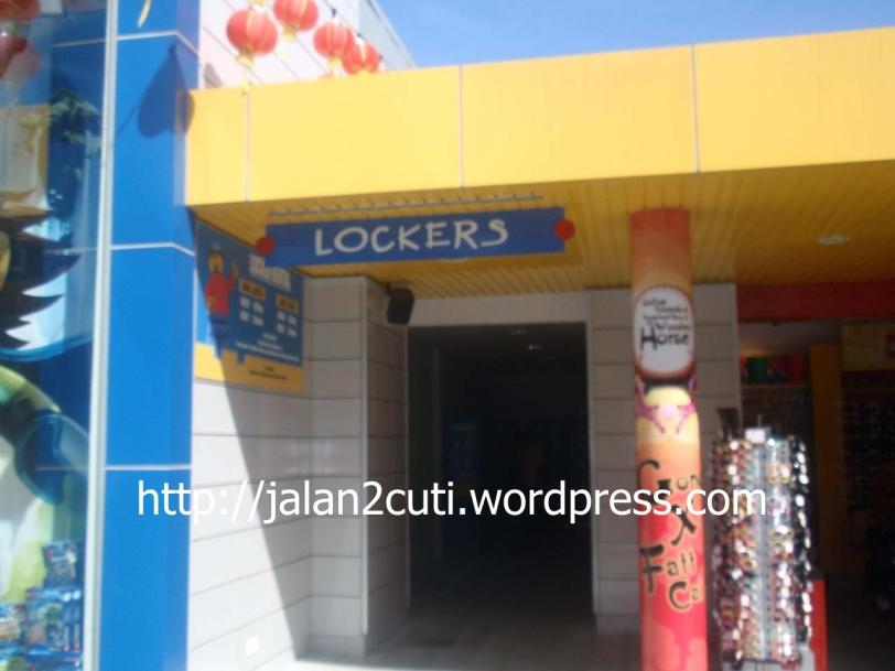 Legoland Johor - tempat makan