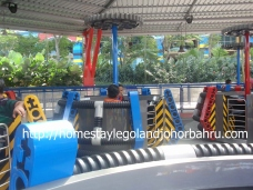 Legoland Malaysia games-dekat Homestay Legoland
