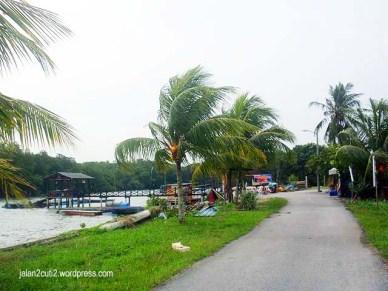 pantai Kg Johor Lama - pancing