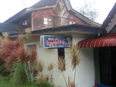 Air Papan, Chalet dan Resort : Sri Mersing Resort Bilik Karaoke