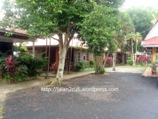 Air Papan, Chalet dan Resort : Sri Mersing Resort Chalet Batu