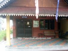 Air Papan, Chalet dan Resort : Pejabat Pendaftaran Sri Mersing Resort
