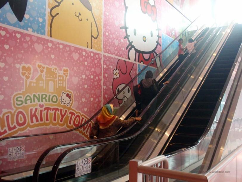Homestay Hello Kitty , Puteri Harbour