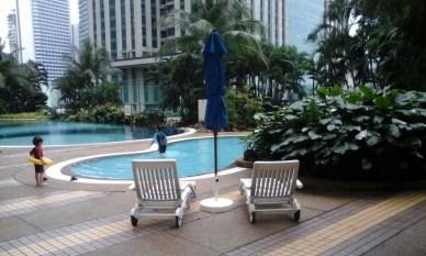 Hotel Penginapan  di Kuala Lumpur : Darby Park  Executive Suite