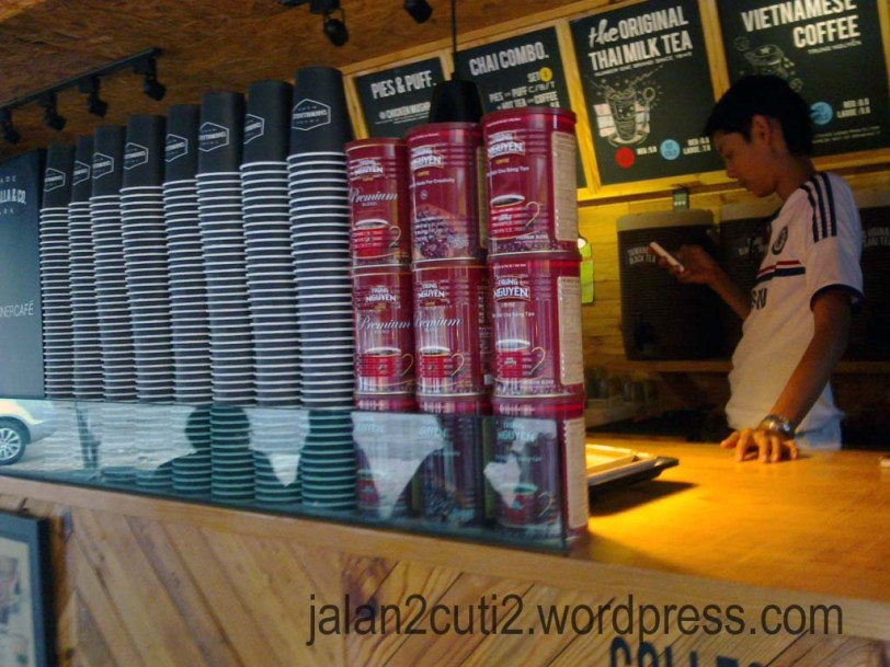 Tempat makan best di Johor Bahru Chaiwalla Cafe
