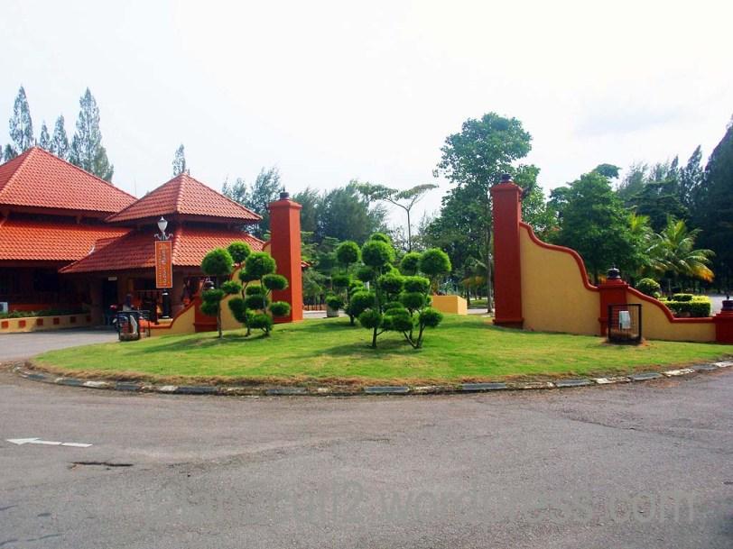 Tempat menarik dekat-dekat Johor Bahru : Muzium Bugis, Pontian