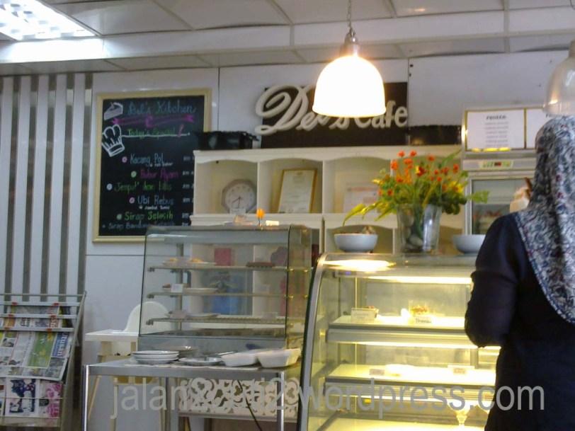 Tempat Makan Best di Johor Bahru : Dell's Kitchen
