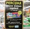 Baucar Diskaun Tesco untuk Tiket Legoland, Nusajaya Malaysia