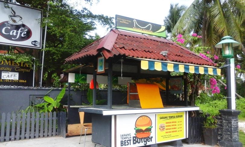 Homestay di Rengit, Batu Pahat : Homestay Sarang Tempua