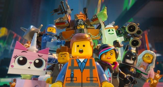 New Lego Movie 4D , Legoland Malaysia 2016