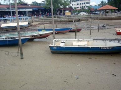Tempat menarik di Johor : Teluk Sengat, Kota Tinggi