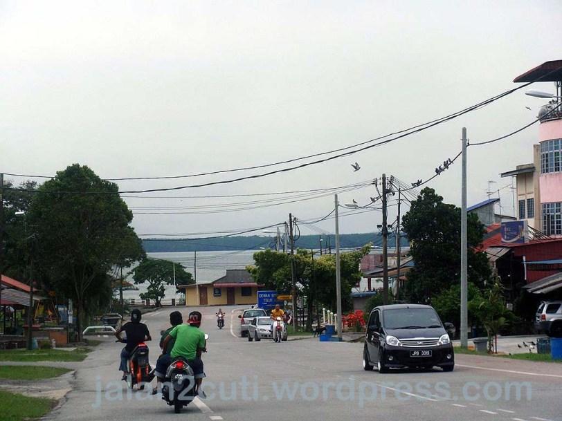 Tempat menarik di Johor : Apa ada kat Telok Sengat?