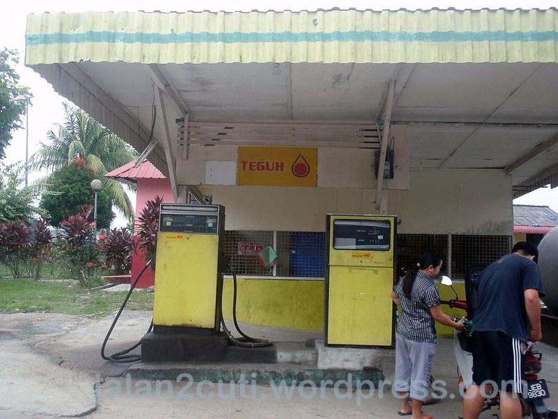 Tempat menarik di Johor,Telok Sengat