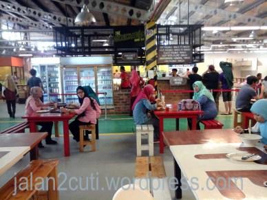 Tempat menarik dan Makan Best Johor Bahru Kilang Bateri