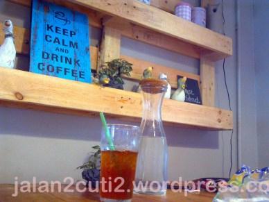 Tempat Makan Best Johor Bahru : Kerisek dan Koffie