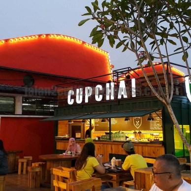 Kilang Bateri : Jalan-jalan dan cari Makan di Johor Bahru