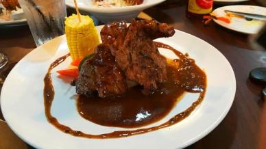 Tempat Makan Best Di Johor Bahru : Lazat Steak House Restaurant
