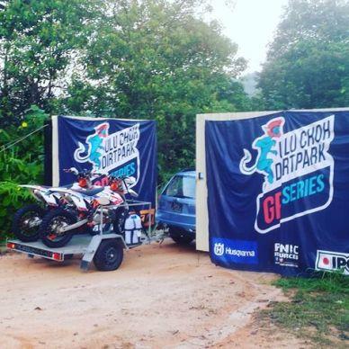 Event menarik di Johor Bahru : Hard Enduro Harimau Kumbang, Ulu Choh Dirt Park