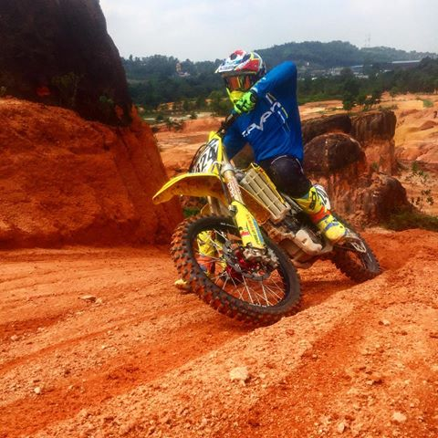 Pembukaan Event Hard Enduro Harimau Kumbang : Ulu Choh Dirt Park Motorcross, Menarik di Johor Bahru
