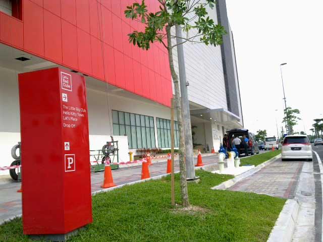 Tempat menarik di Johor Bahru : Little Big Club dan Hello Kitty Theme Park, Puteri HarbourHarbour