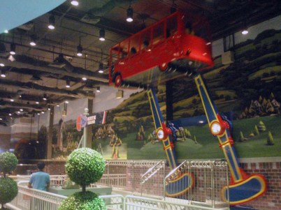 Tempat menarik di Johor Bahru : Little Big Club dan Hello Kitty Theme Park, Puteri Harbour