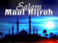 Salam Maal Hijrah 1438 ke tempat menarik di Johor