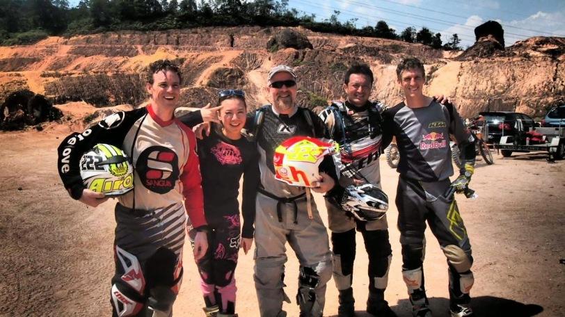 End of Hard Enduro Harimau Kumbang 2 Oct 2016 Event : Ulu Choh Dirt Park Motorcross – Menarik di Johor Bahru
