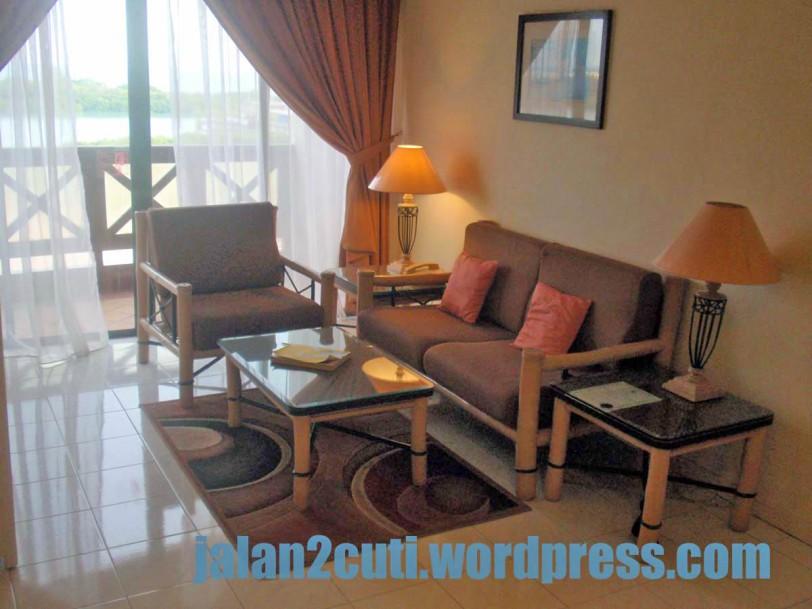 Hotel Tepi Laut Menarik di Melaka : Mahkota Hotel Melaka Suite