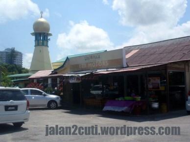 Jalan-Jalan Cari Makan, Cuti-Cuti Di Melaka : Kuih Keria Limbongan