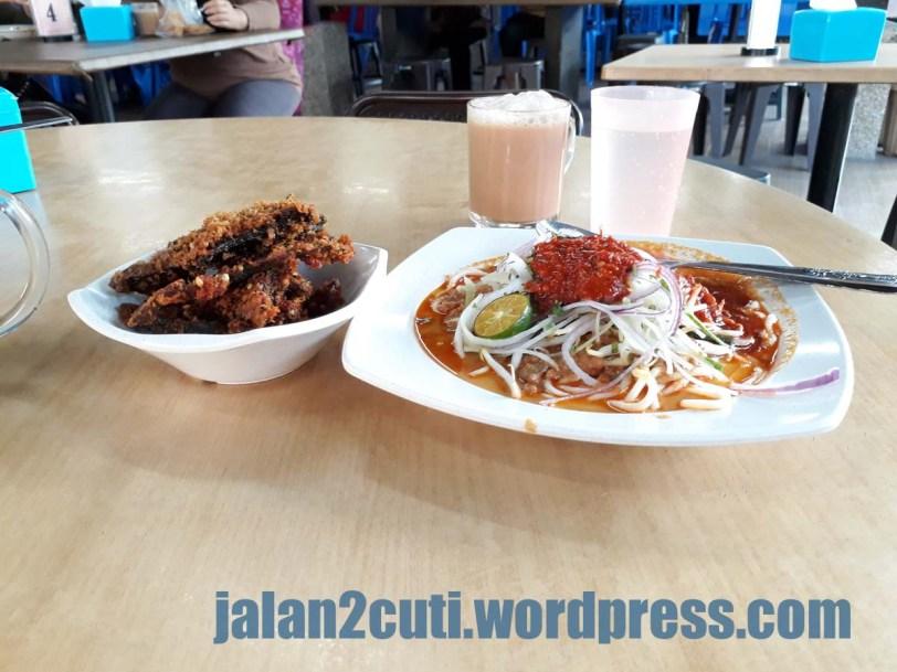 Tempat makan dan sarapan best di Johor Bahru: Pondok Santapan