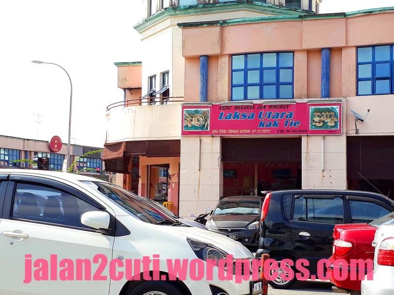 Tempat makan sarapan di Kluang