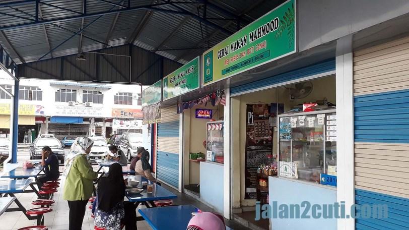 Tempat Makan Sarapan Pontian